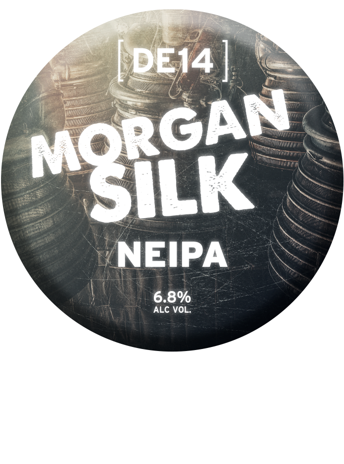 Morgan Silk NEIPA